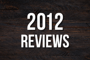 The Catholic Book Blogger 2012 Reviews
