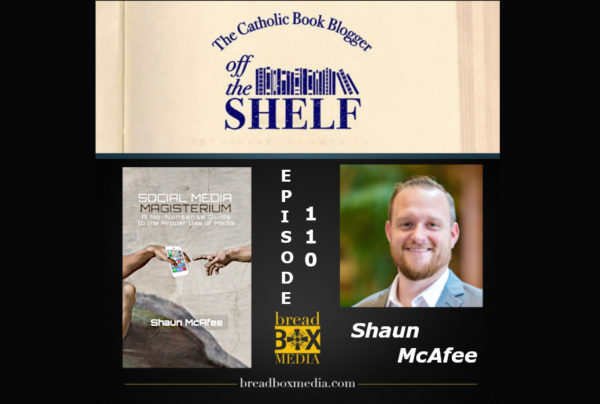Social Media's Role in Society – Off the Shelf 110 with Shaun McAfee